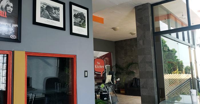 Oficinas de The Kitchen México en Cuernavaca